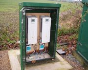 ABB drives bring three-phase supply to remote pumping stations