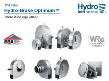 The New Hydro-Brake Optimum  from Hydro International
