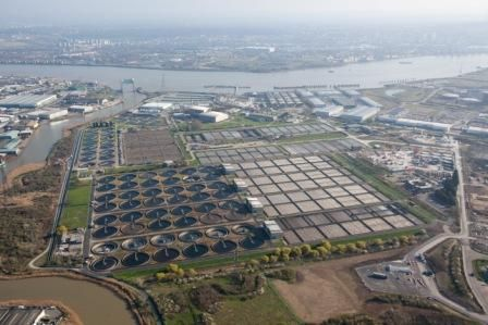 ABB dissolved oxygen meters help Thames Water cut energy consumption for compressed air by 10%