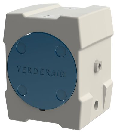 New Verderair Pure double diaphragm pump range for harsh environments