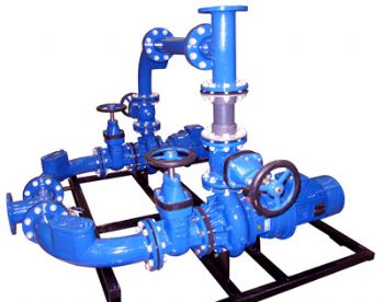 New Verderhus Turnkey Pump System for waste food and slurries