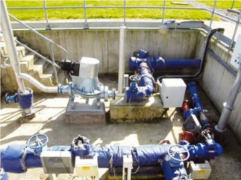 ABB reactive pump control saves  100,000 for Severn Trent Water
