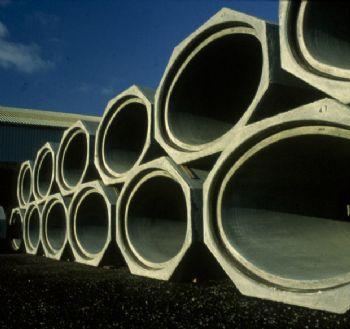 Elliptical Concrete Pipes