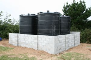 Enduramaxx WRAS Approved Potable Water Tanks