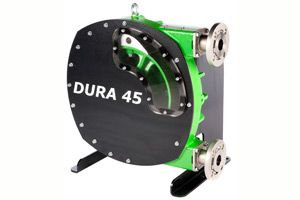 Peristaltic Pumps excel in Anaerobic Digestion & Biogas applications
