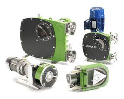 Peristaltic Pumps - A lot more than just heavy duty