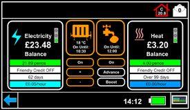 Energy/ Heat Meters for Social Housing Tenants
