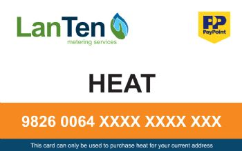 Pay as you go PAYG Heat Meters