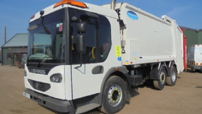 Refuse Collection Vehicles for Sale