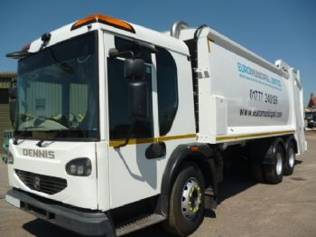 Refuse & Recycling Vehicles for Hire