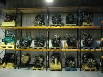 Refuse Truck Engines for Sale