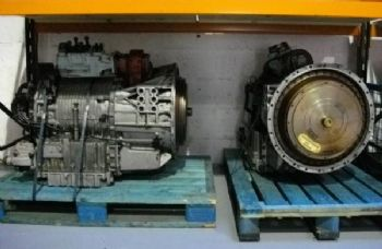 Refuse Truck Gearboxes for Sale