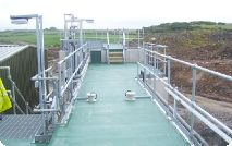 Air-Water Treatments GRP Covers