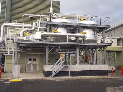 Activated Carbon & Solvent Recovery- Adsorption of VOC & Odours