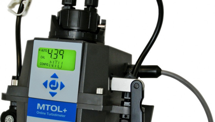Microtol Turbidity instrument designed for turbidity measurement within water production processes
