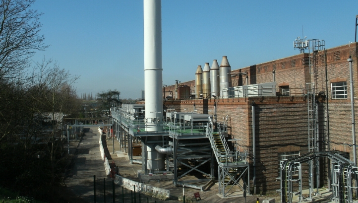 Edina CHP reduces operational cost by  100k per week at 2nd largest sewage treatment works in the UK