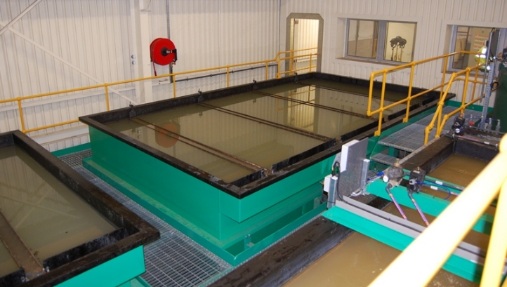 Wastewater Treatment for the New Graphene Engineering & Innovation Centre