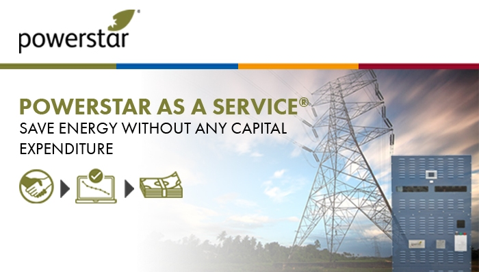 Powerstar as a Service: save energy without any capital expenditure