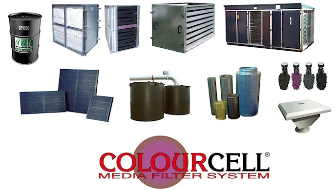 Carbon Filter Product for Air Filtration Systems