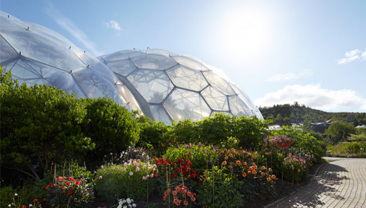 Case study: Saving water at The Eden Project