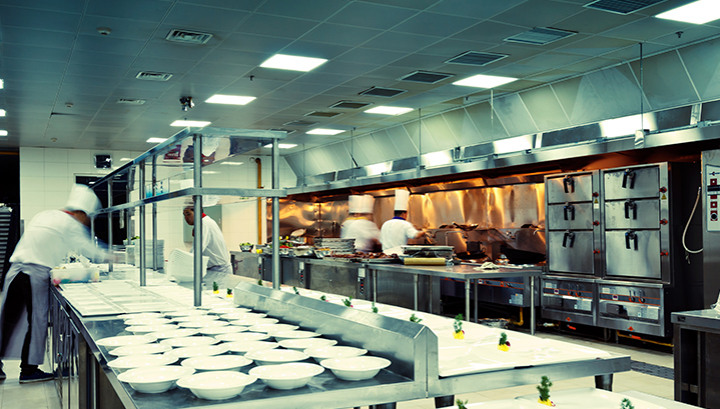 Electrostatic Air Cleaners for Smoke and Grease Reduction in Commercial Kitchens
