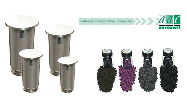 Inline Filters for Sewage Odour Applications