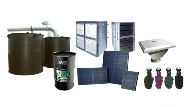 Carbon Filters for Sewage and Wastewater Treatment