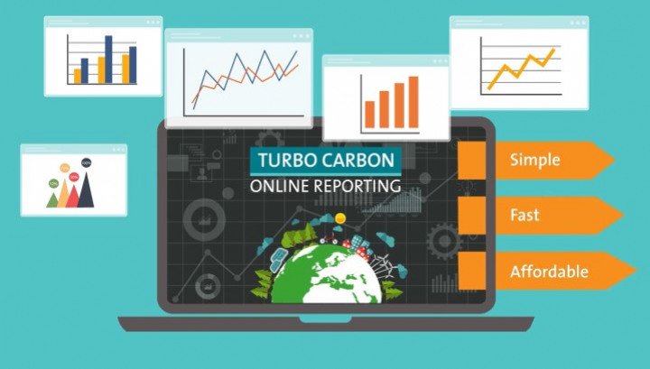 Turbo Carbon online carbon reporting tool
