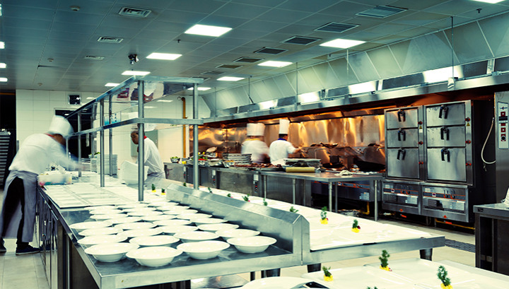 Carbon Filters for Commercial Kitchen Extraction Systems