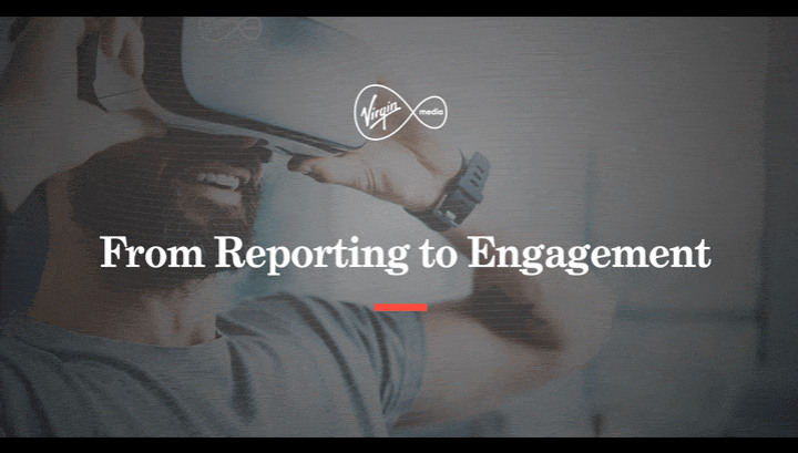 From Reporting to Engagement
