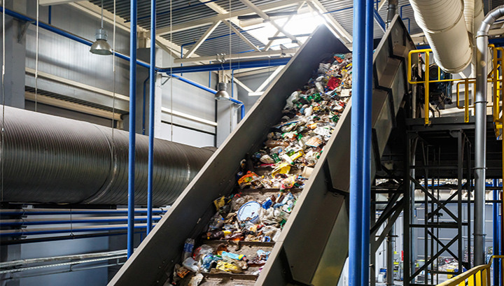 Dust and Odour Control in Waste Recycling and Waste Transfer Stations