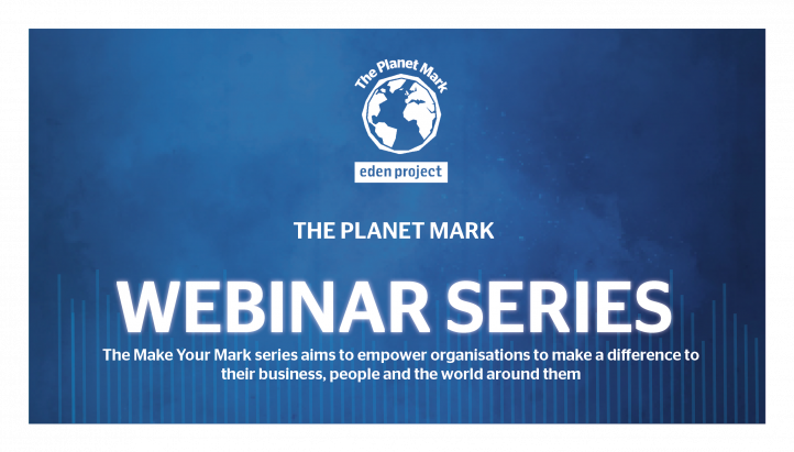 The Planet Mark Webinar: The Power of Individual Action