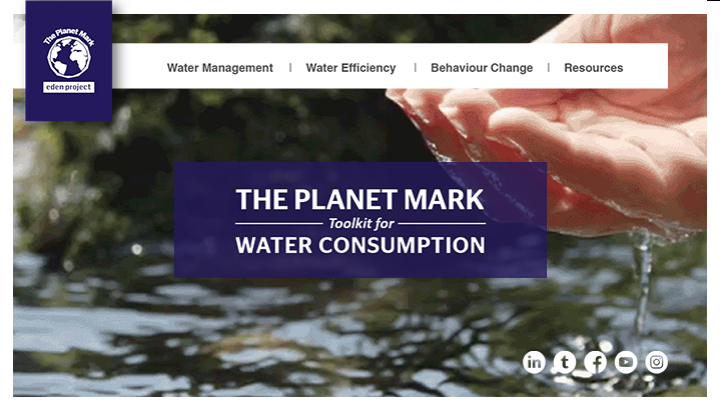 The Planet Mark Toolkit | Water Consumption