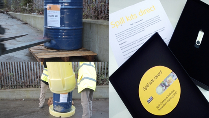 Spill Control & Pollution Prevention DVD