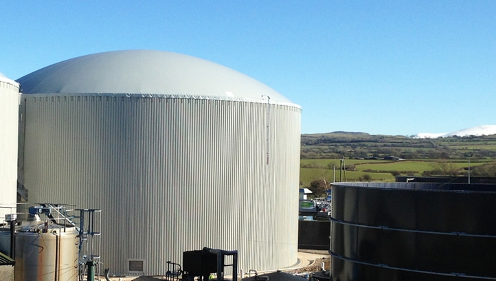 LAKE DISTRICT BIOGAS - GREEN GAS FROM CHEESE RESIDUES