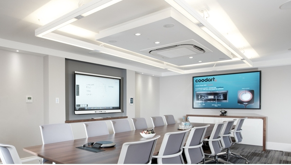 Case Study: smartengine Intelligent LED Lighting in Offices