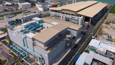 Singapore's third desalination plant, Tuas, opened in June 2018