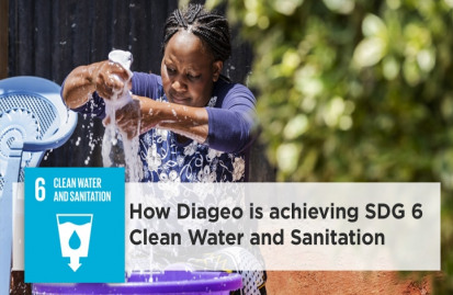 Through the lens of SDG 6, Diageo learnt that it could improve CSR efforts around gender, poverty and health and wellbeing in the communities that it interacts with
