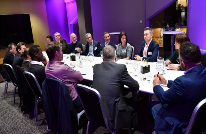 Participants discussed the new skills sustainability professionals will need to hone over the next decade