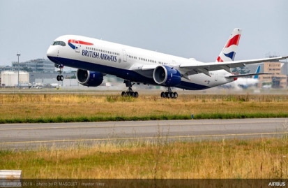 BA will offset emissions from domestic flights within the UK from 2020