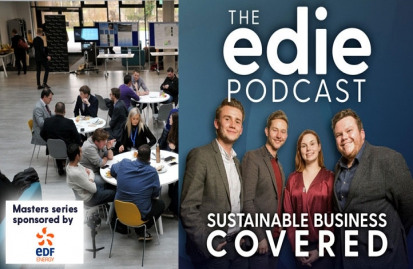 edie brings you three exclusive interviews across public, private and specialist firms
