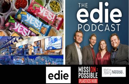 This episode formed part of edie's Plastics Week