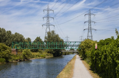 The firm distributes more than one-quarter (27%) of the UK's electricity