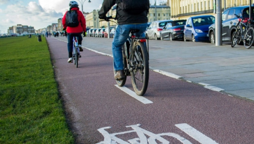 "The plan will ensure that active travel and public transport are the ""natural first choice"" for short-distance journeys, the DfT claims"