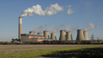 Pictured: The UK's Cottam Coal power plant, which closed during the timeframe assessed by the IEA.