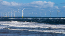 Redcar Wind Farm, North Sea
