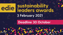 Get the recognition you and your organisation deserves by entering the Sustainability Leaders Awards