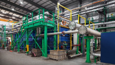 GE Power's membrane bioreactor system, ZeeWeed, is installed at Co-op Refinery Complex, in Regina, Canada