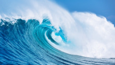 SAROS — Swell Actuated Reverse Osmosis System — utilises wave power to desalt water