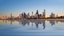 Kuwait is working to upgrade its infrastructure including water resources, as it seeks to boost economic growth